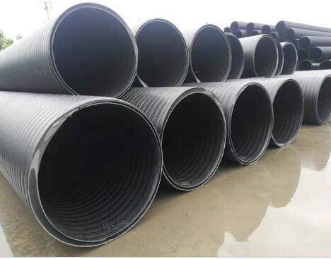 大口径PE排污管